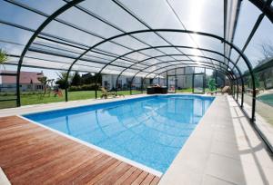 Lonas rígidas para piscinas Madrid