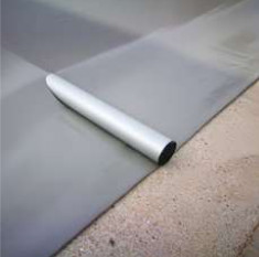 Cobertor barras aluminio