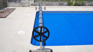 Enrollador piscina Colmenar Viejo