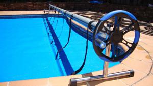 Enrollador piscina Colmenarejo