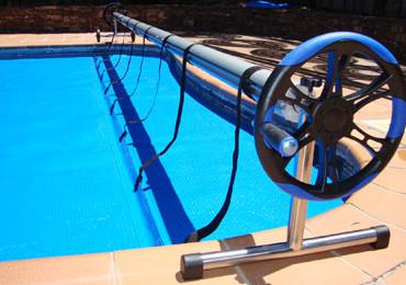Enrollador piscina Madrid