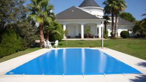 Lona piscina Alcobendas