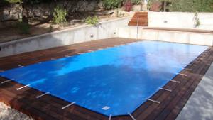 Lona piscina Escorial