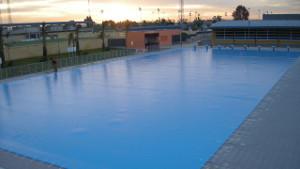 Lonas para piscina en madrid for Piscina galapagar