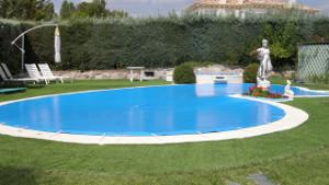 Lona piscina Moralzarzal