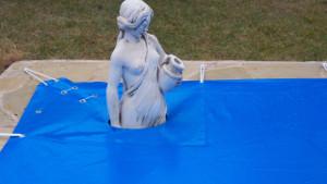 Lona piscina Valdemorillo