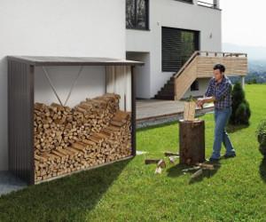 Top 5 de casetas para jard n de madera y met licas for Casetas para guardar lena