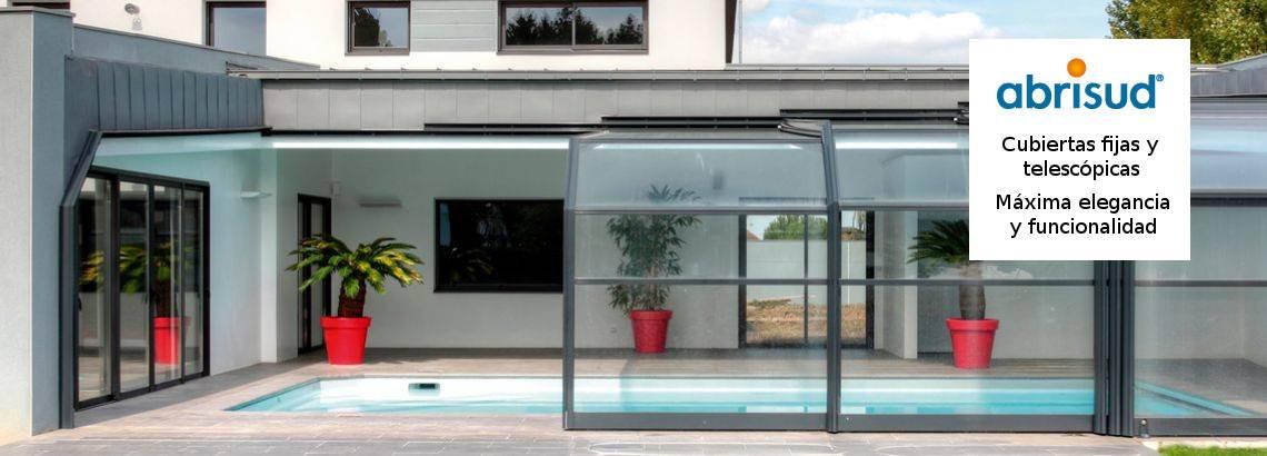 Arcoisa piscinas wellness for Piscina cubierta galapagar