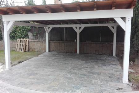 Garaje Madera Escorial