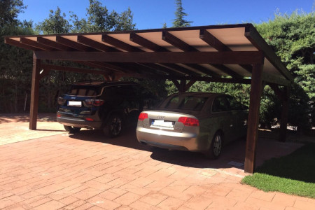 Garaje Madera Las Rozas