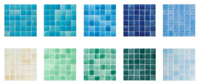 Colores de gresite para piscinas excellent respuestas for Colores de gresite