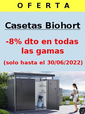 Outlet Casetas Biohort