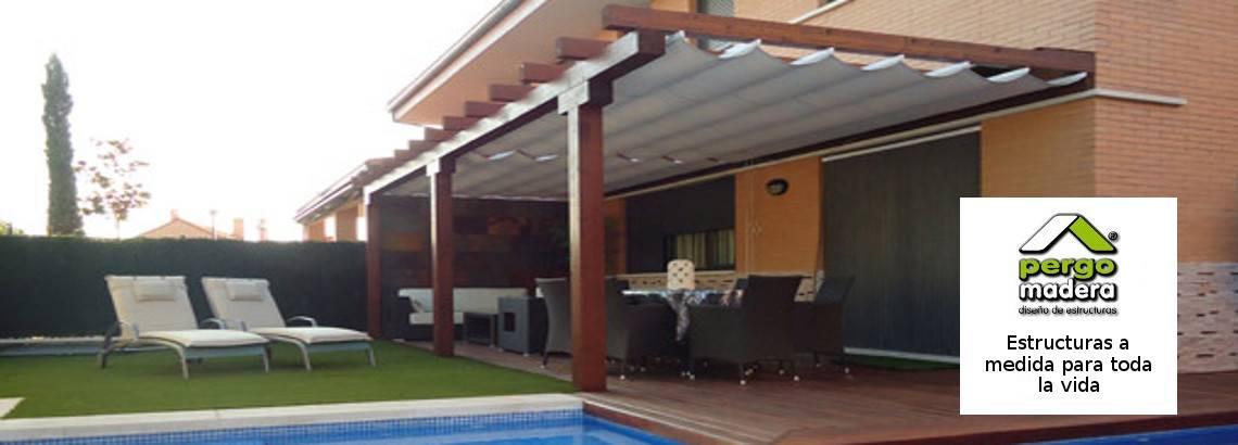 Arcoisa piscinas wellness for Caseta jardin ergo