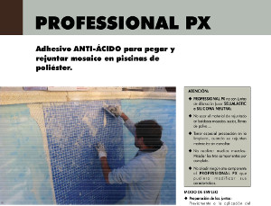 Lechada Fixcer Professional PX