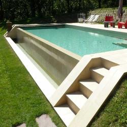 Coronaci n y pavimentos porcel nicos para piscinas madrid for Piscina alcobendas