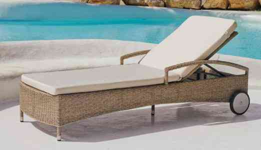 Muebles para jard n piscina y terraza decoraci n exterior - Mobiliario de terraza y jardin ...